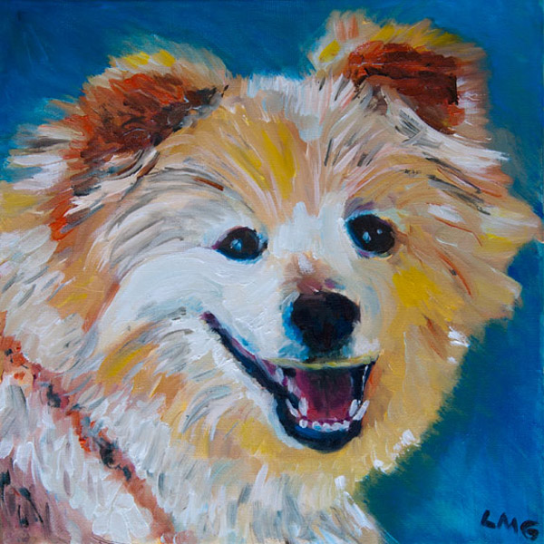 Lisa-Goldfarb-Pepe-dog-pet-portrait-painting