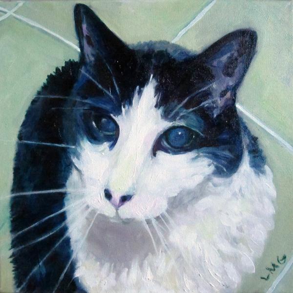 lisa-goldfarb-clyde-cat-pet-portrait-600