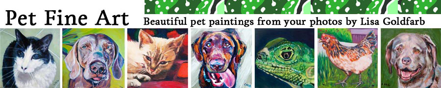 Pet Fine Art