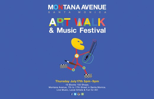 montana ave art walk