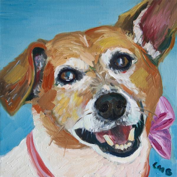 annie-lisa-goldfarb-pet-portrait-painting