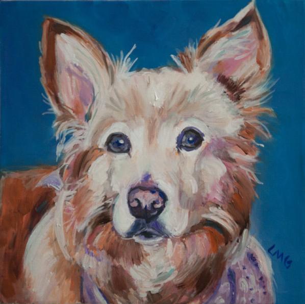 lisa-goldfarb-mandy-pet-dog-painting