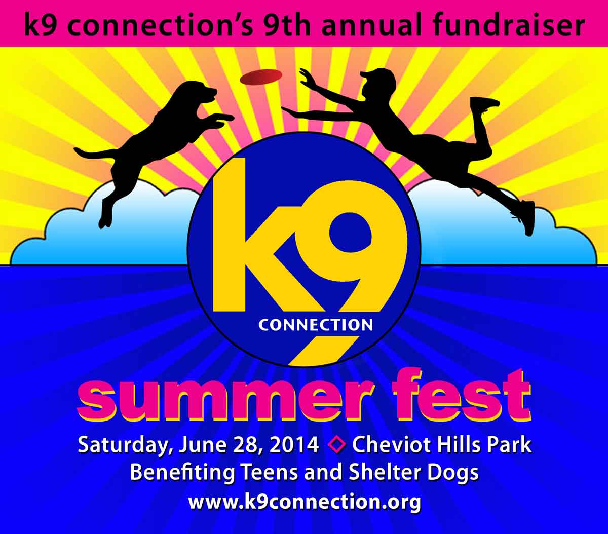 k9 connection flyer